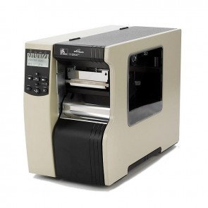 Zebra 110Xi4 Printer 24 dot/mm (600dpi) Rewind (includes peel)