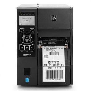 Zebra ZT410 Printer 12 dot/mm (300dpi), Rewind (includes peel)