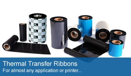 Thermal Transfer Ribbons - Northern Ireland