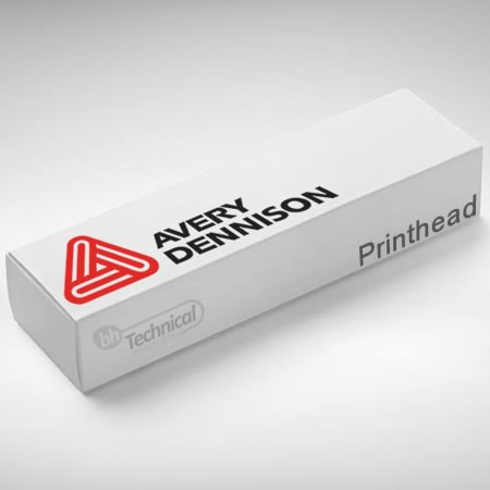 Avery Print Head 64-04 / ALX 720 / Puma / TTX 450 part number 98969