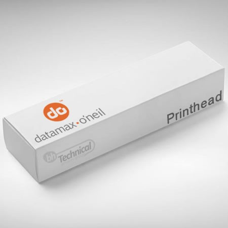 Datamax Print Head 203 DPI W6208 part number PHD20-2164-01