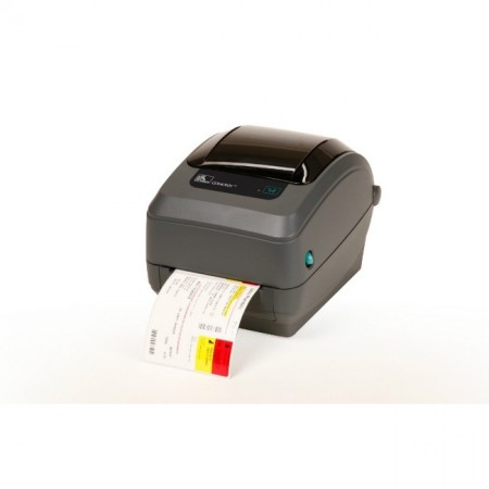 GX430T High-Resolution Thermal Transfer Desktop Printer