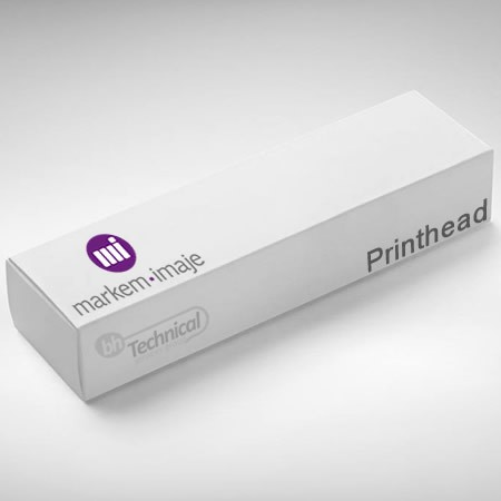 Markem Imaje 107mm Printhead Markem Smartdate 300DPI part number KCE-107-12PAT2