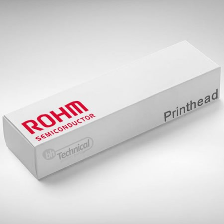 Rohm Print Head part number KM2002-A210B