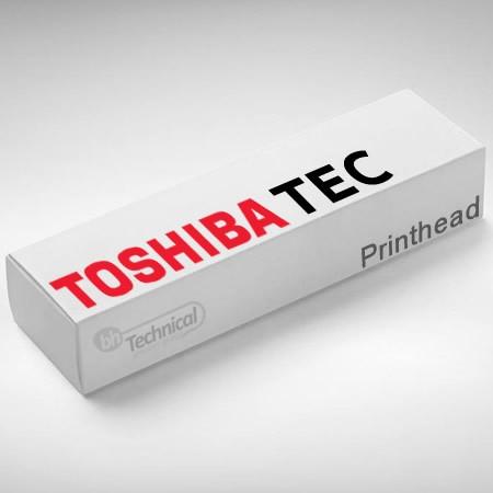 Toshiba Tec EX4T2 600 DPI Printhead OTSBC0145201F
