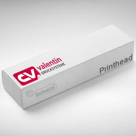 Valentin 128mm Printhead 300DPi part number KCE-128-12PAT2