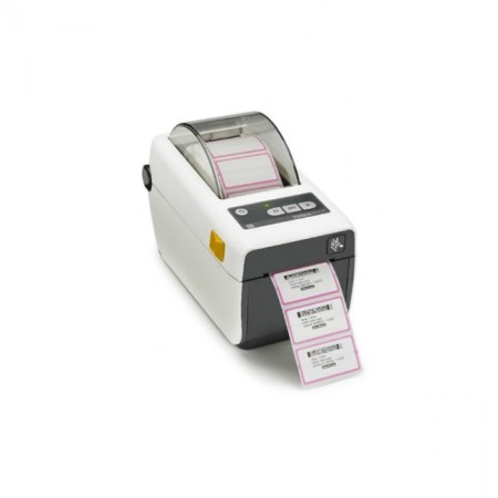 ZD410 Direct Thermal Desktop Printer – Healthcare Model