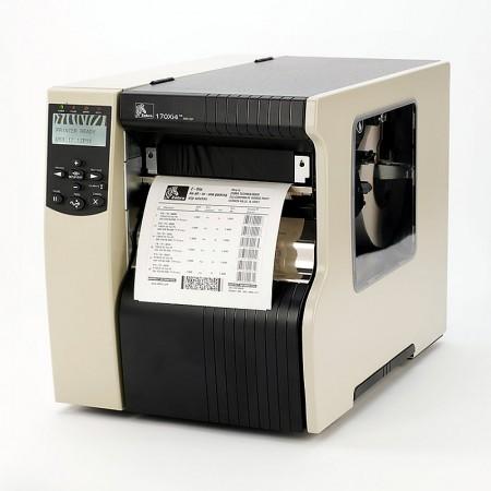 Zebra 170Xi4 Printer 12 dot/mm (300dpi) ZebraNet b/g Print Server