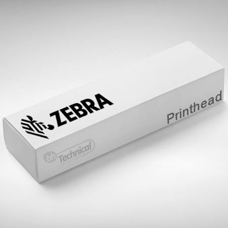 Zebra Printhead 110 PAX RH/LH  R110 PAX4   200 DPI  G57202-1M