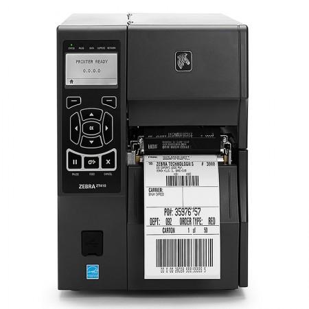 Zebra ZT410 Printer 8 dot/mm (203dpi), Rewind (includes peel)