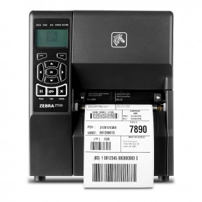 Zebra ZT230 Printer 8 dot/mm (203dpi), Thermal Transfer, Peel, Liner Take Up, 10/100