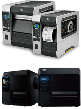 Label Printer Service and Support In Northern Ireland and Ireland