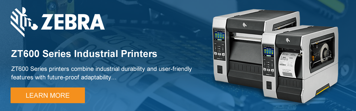 Genuine Zebra Printers